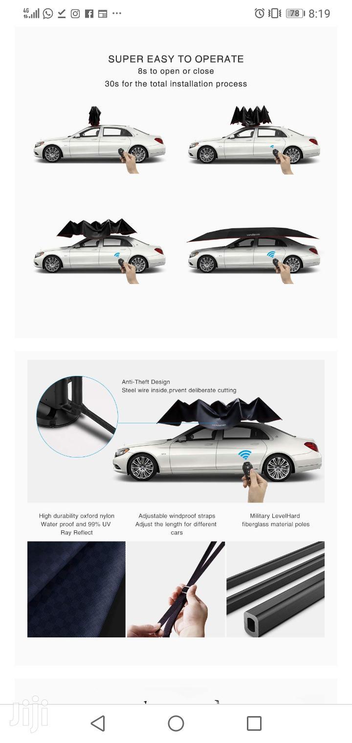 Archive: Car Umbrella Tent (Portable)