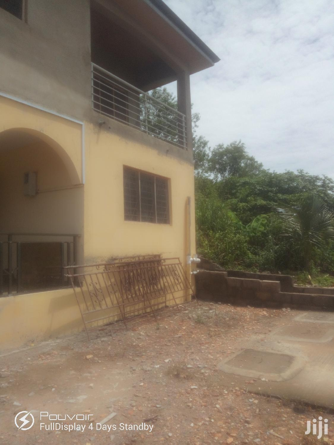 Archive: Two Bedroom Self Contain At Kwabenya Abuom Comet Road/ Bethel Ch