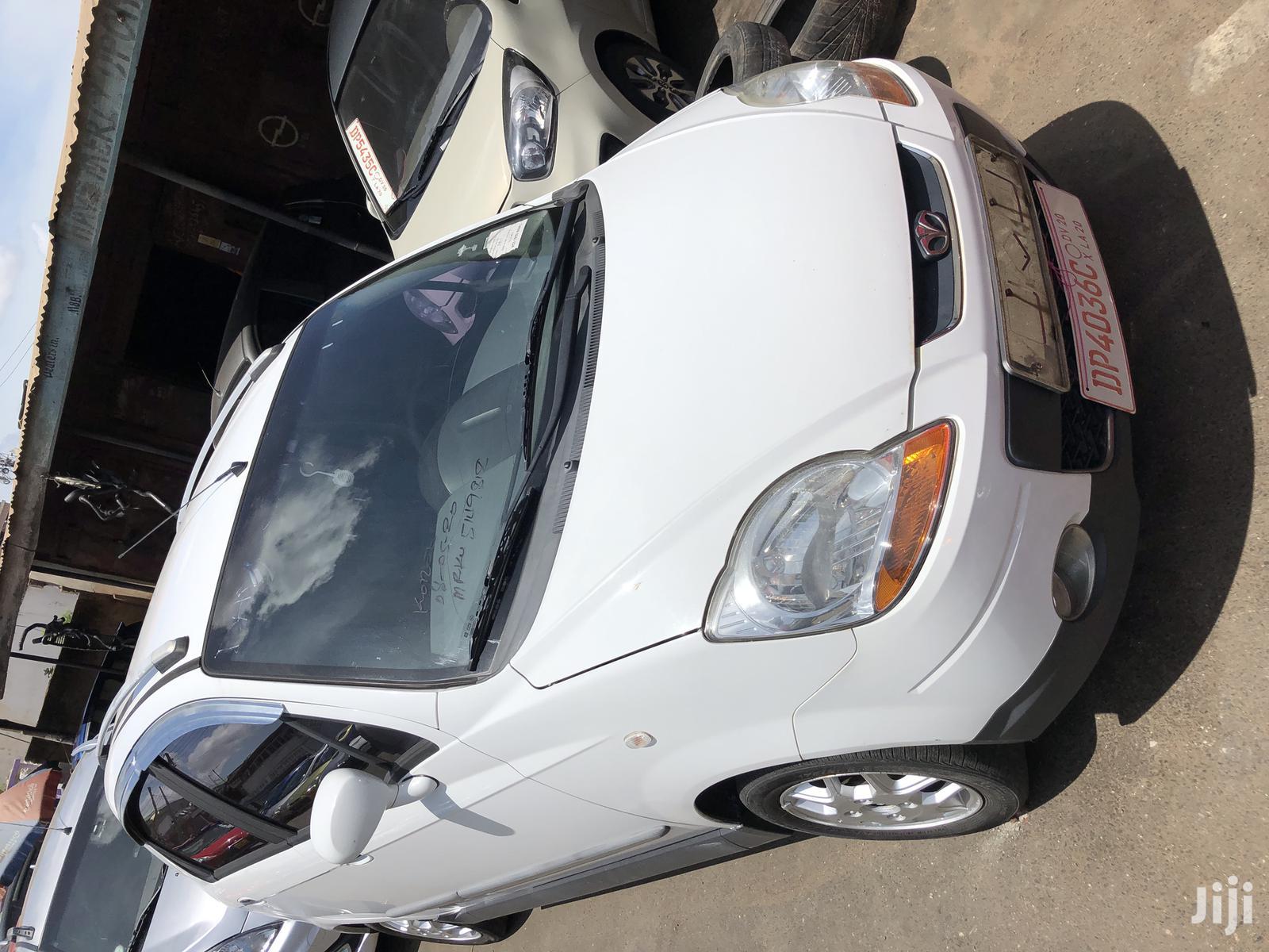 Daewoo Matiz 2009 1.0 SE White | Cars for sale in Abossey Okai, Greater Accra, Ghana