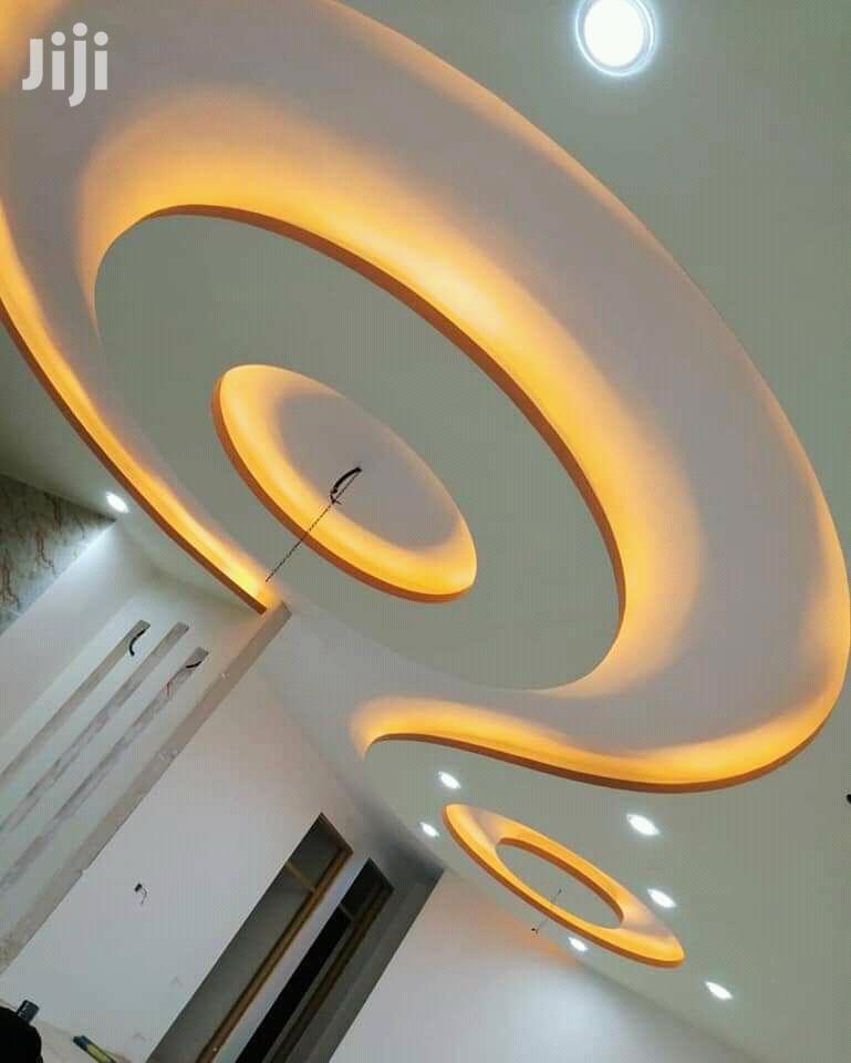 Hall Plasterboard Design