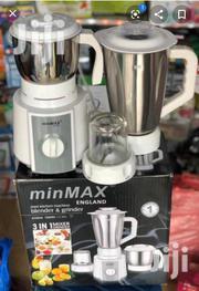 Minmax Silver Blender.   Kitchen Appliances for sale in Greater Accra, Akweteyman