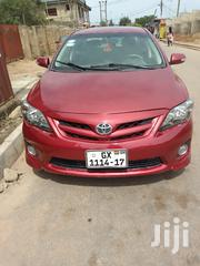 Toyota Corolla 2013 Red   Cars for sale in Greater Accra, East Legon (Okponglo)