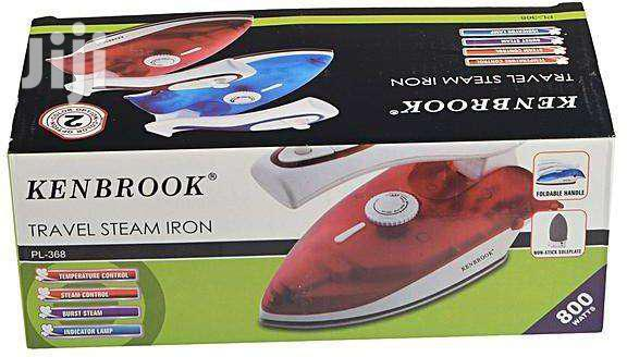 Kenbrook Travel Steam Iron | Home Appliances for sale in Adenta Municipal, Greater Accra, Ghana