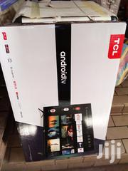 "A Brand New 32"" Tcl Adroid Tv For Sale. 