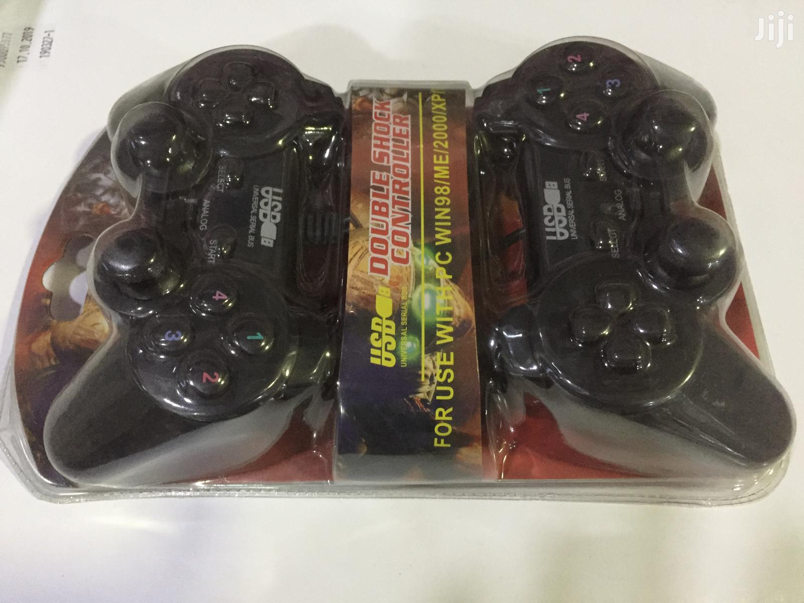 Twin USB Gamepad | Accessories & Supplies for Electronics for sale in Accra new Town, Greater Accra, Ghana
