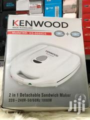 Kenwood 2 In 1 Sandwich And Doughnuts Maker | Kitchen Appliances for sale in Greater Accra, North Kaneshie