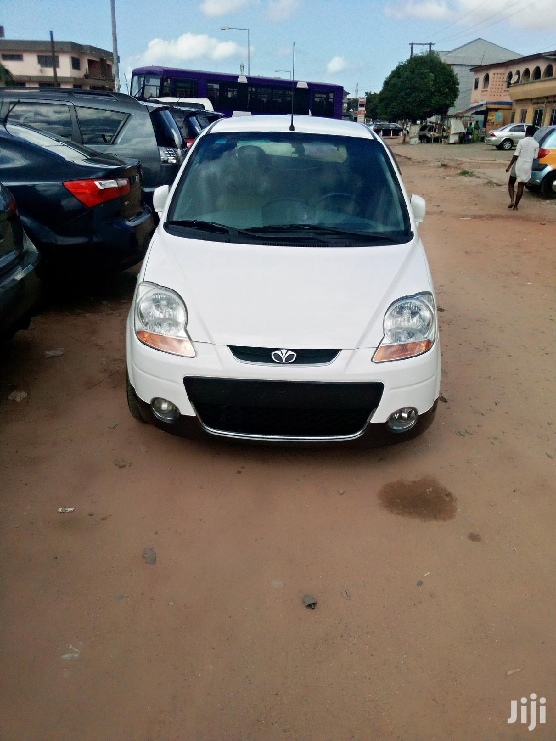 Daewoo Matiz 2009 1.0 SE White | Cars for sale in Dansoman, Greater Accra, Ghana