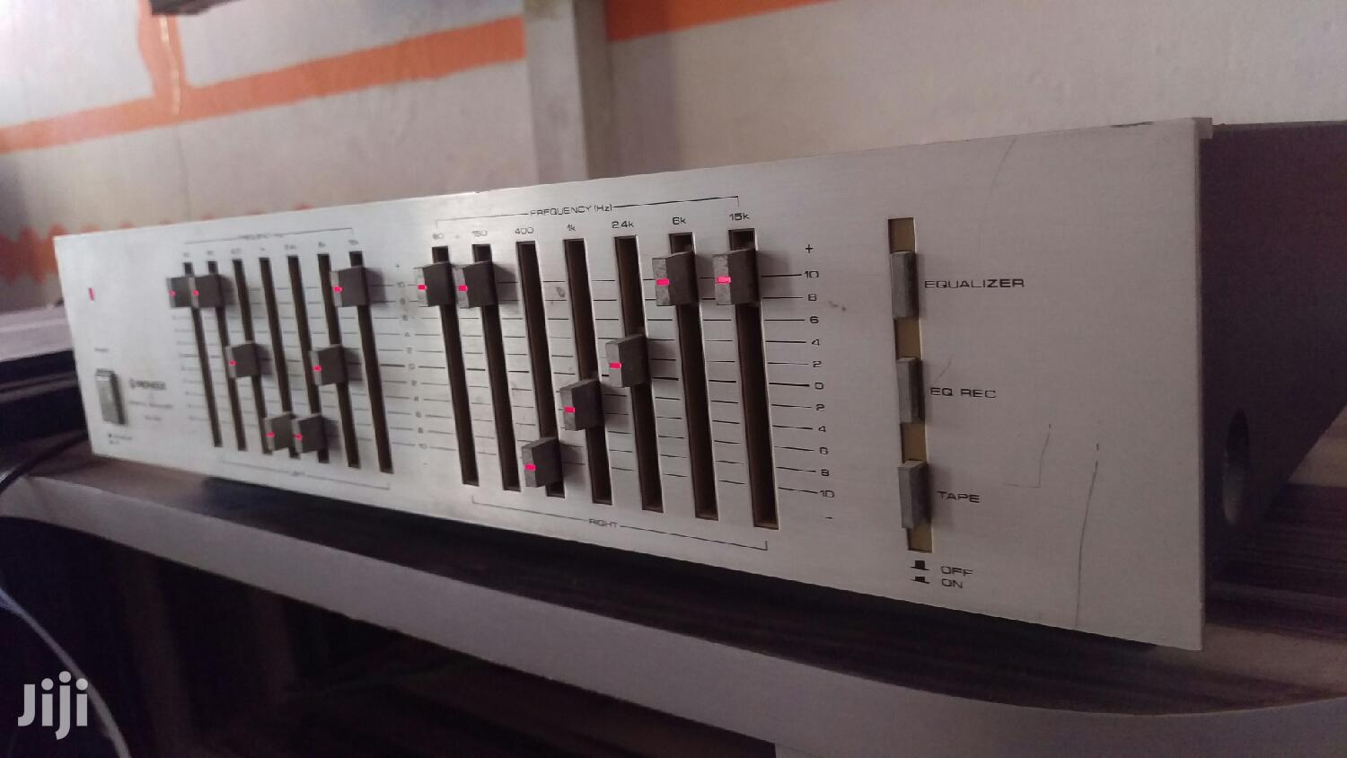 Archive: Pioneer Equalizer