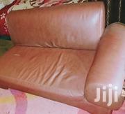 Brown Leather Sofa Chair | Furniture for sale in Ashanti, Kumasi Metropolitan
