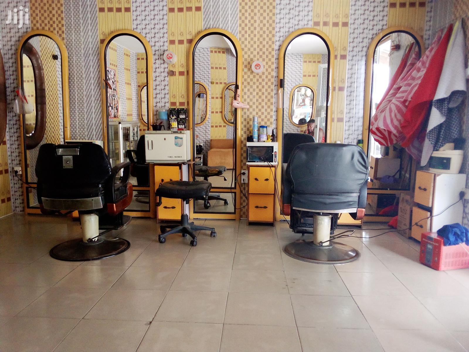 Archive: Barbering Equipment