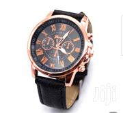 Genevan Leather Watch | Watches for sale in Greater Accra, Tema Metropolitan