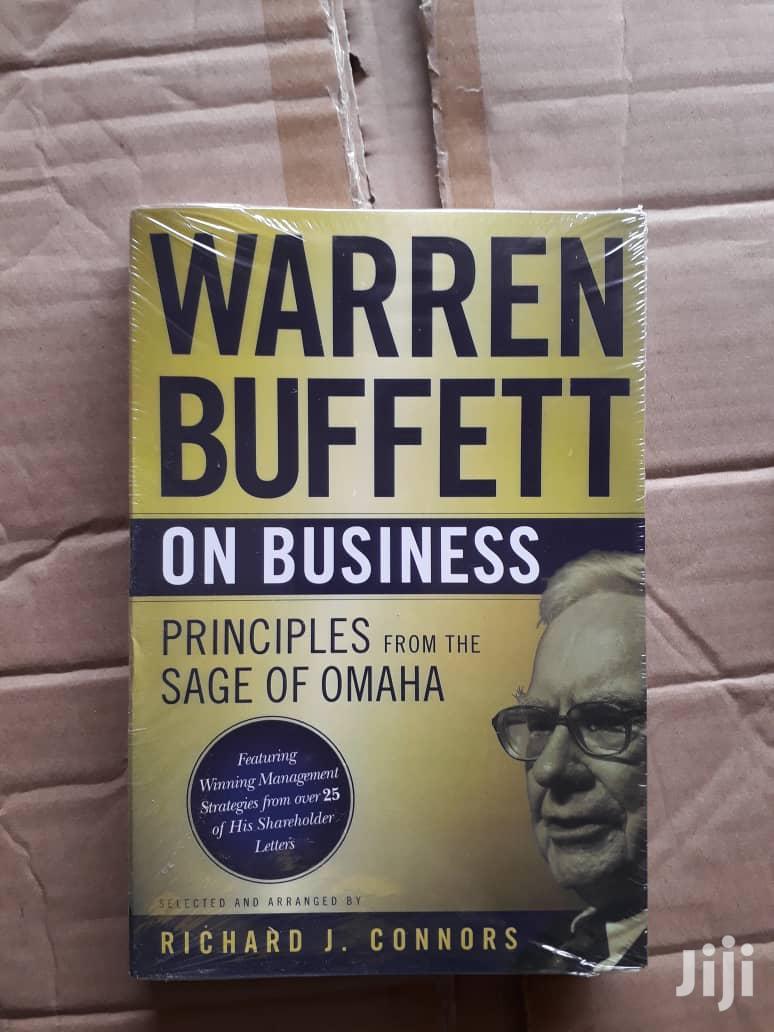 Warren Buffet On Business