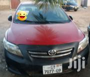 Toyota Corolla 2009 Red | Cars for sale in Greater Accra, Ashaiman Municipal