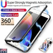 iPhone 7/8+ Magnetic Metal Case | Accessories for Mobile Phones & Tablets for sale in Greater Accra, Airport Residential Area