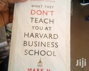 What They Don't Teach You At Harvard Business School   Books & Games for sale in Ashanti, Kumasi Metropolitan