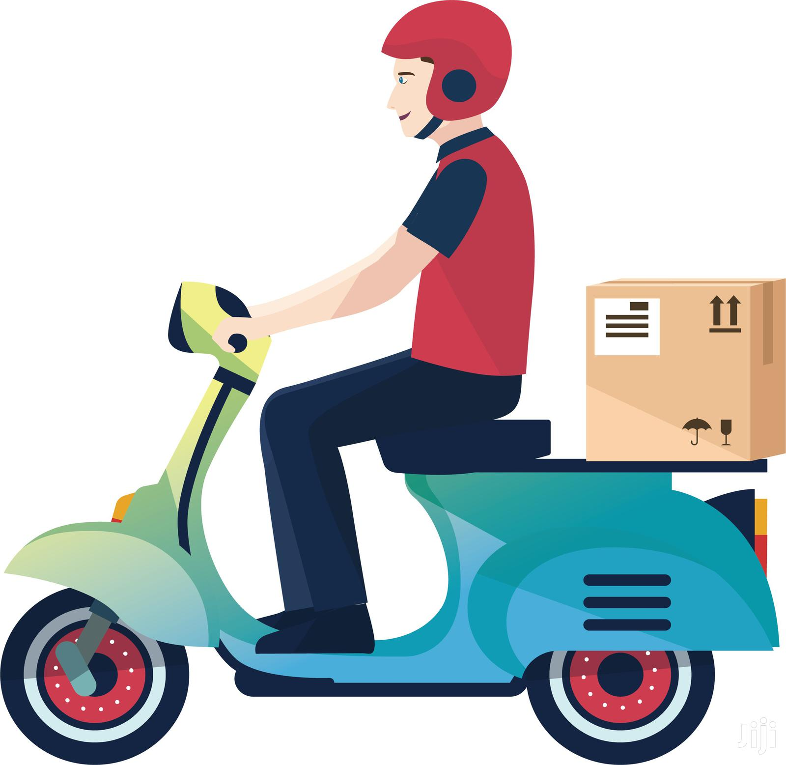Delivery Service (Pick And Drop Any Item)