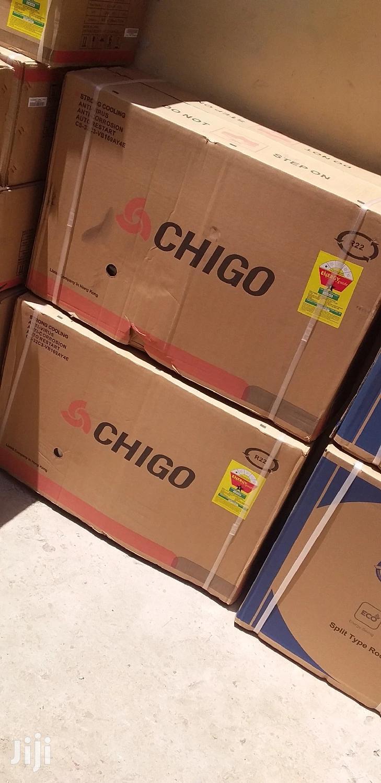 Fabrous Chigo 1.5hp Air Conditioner Split R22 Gas