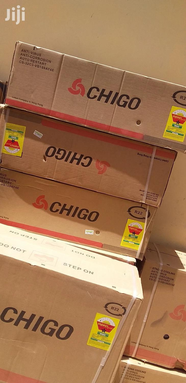 Next King Chigo Anti Virus 1.5hp Air Conditioner Split R22 Gas