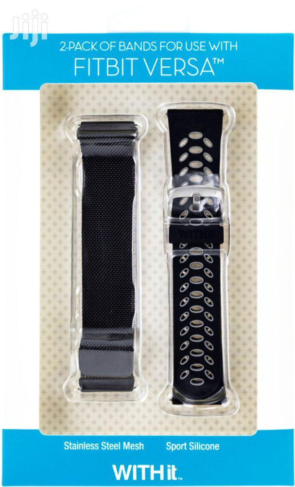Withit Watch Strap For Fitbit Versa And Versa 2