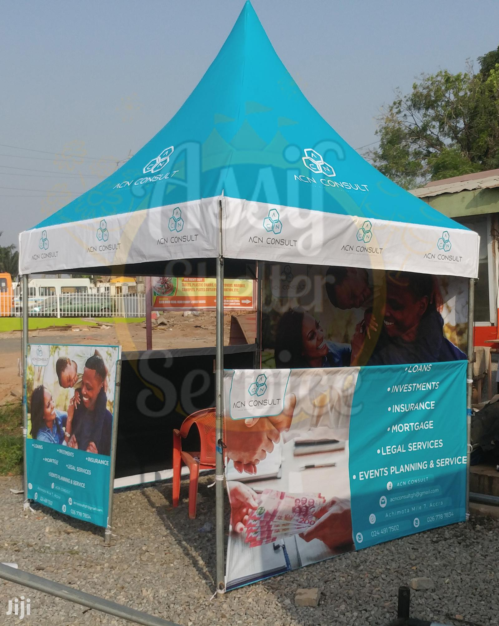 Archive: Branded Tents