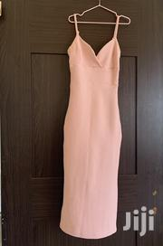 Miss Selfridge Light Pink Bodycon Dress Size UK 4/ EUR 32   Clothing for sale in Greater Accra, Mataheko