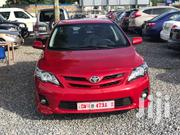 Toyota Corolla 2013 Red   Cars for sale in Greater Accra, Adenta Municipal