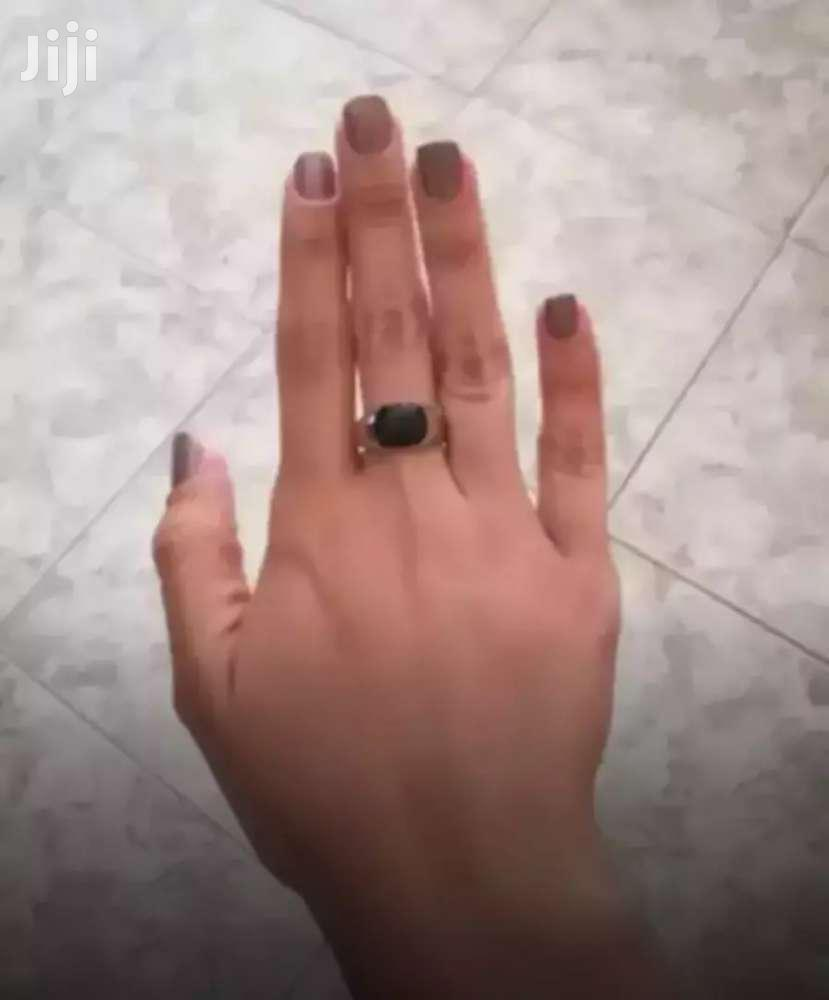 Archive: High Quality Fashion Men and Women Polished Signet Rings