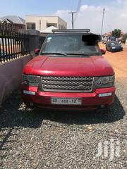 Land Rover Range Rover Sport 2008 4.2 V8 SC Red | Cars for sale in Greater Accra, Accra Metropolitan