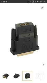 HDMI DVI- D 24 +1 Pin   Computer Accessories  for sale in Greater Accra, Kokomlemle