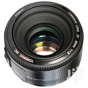 Yongnuo 50mm For Canon | Accessories & Supplies for Electronics for sale in Greater Accra, Accra Metropolitan
