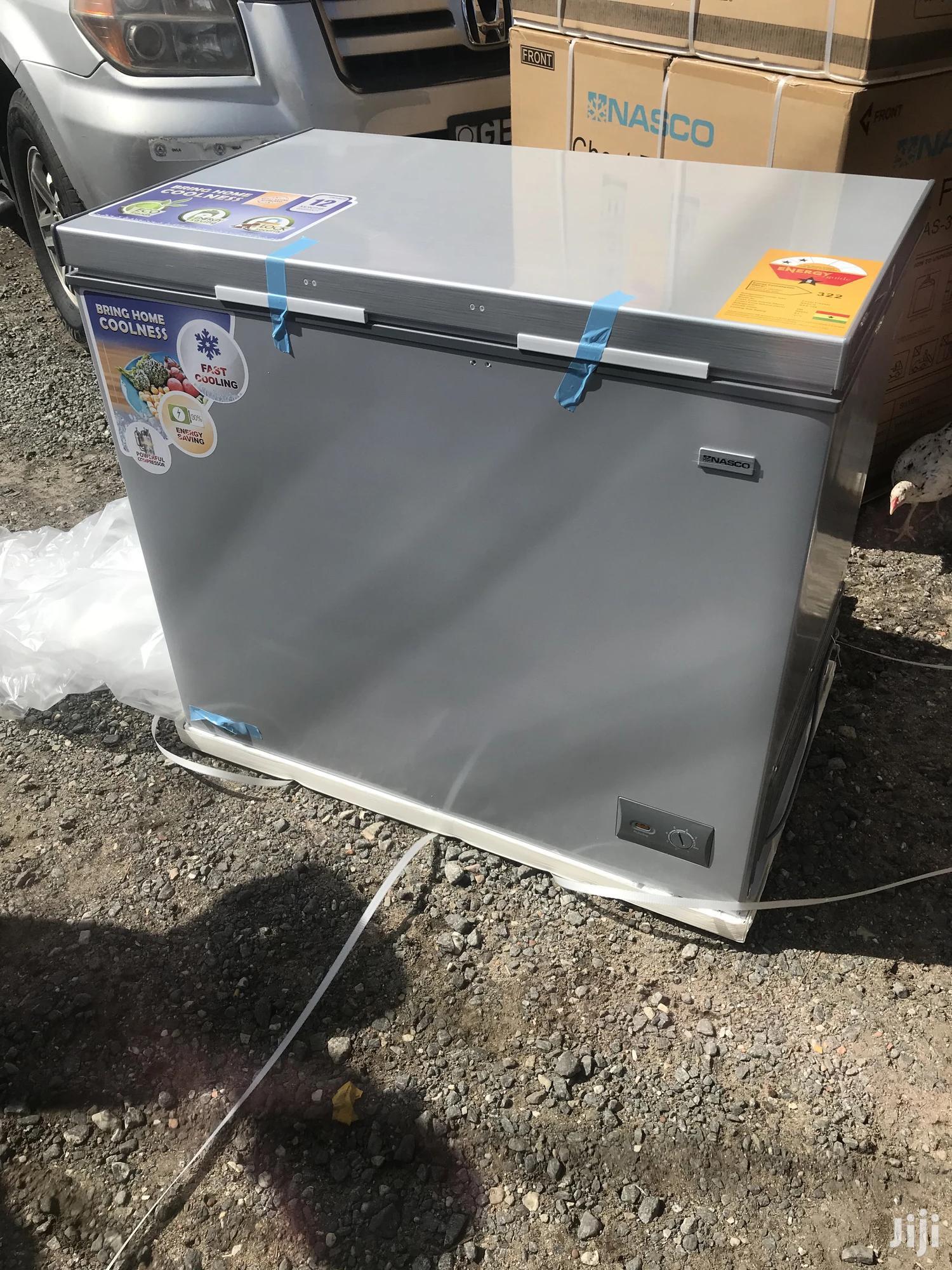 Nasco (Nas-210) 200ltr Chest Freezer