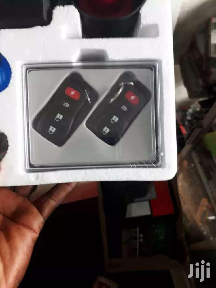 PLC Car Alarm Nissan Remote Control