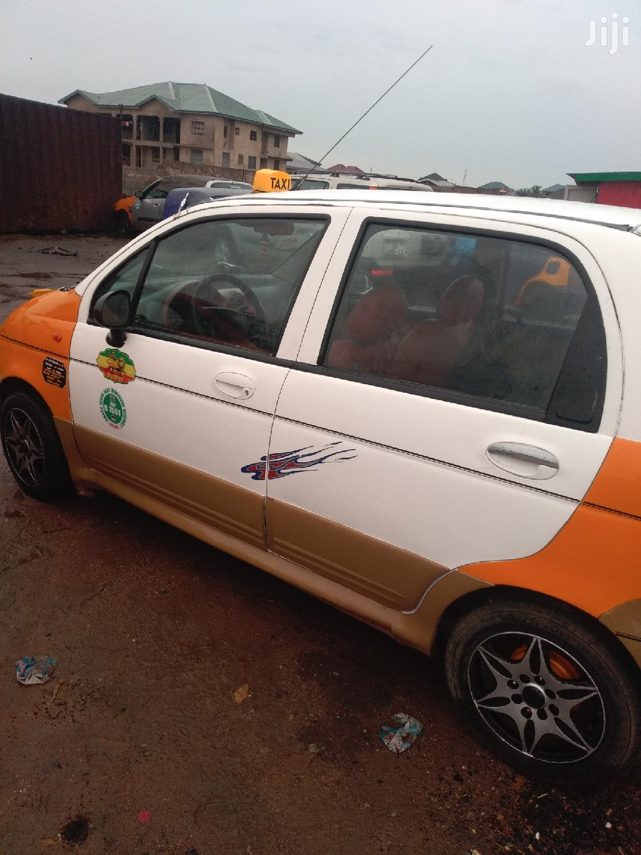 Daewoo Matiz 2005 White | Cars for sale in Ga South Municipal, Greater Accra, Ghana