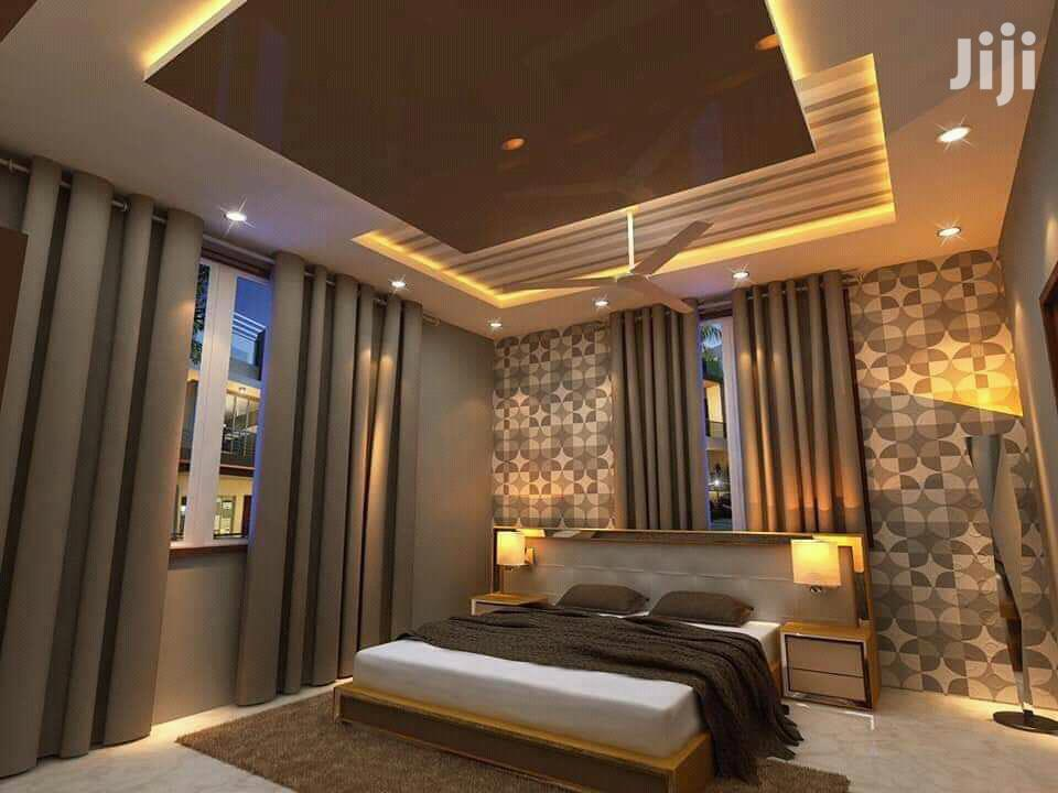 Gypsum Board Design Ceiling   Building & Trades Services for sale in Alajo, Greater Accra, Ghana