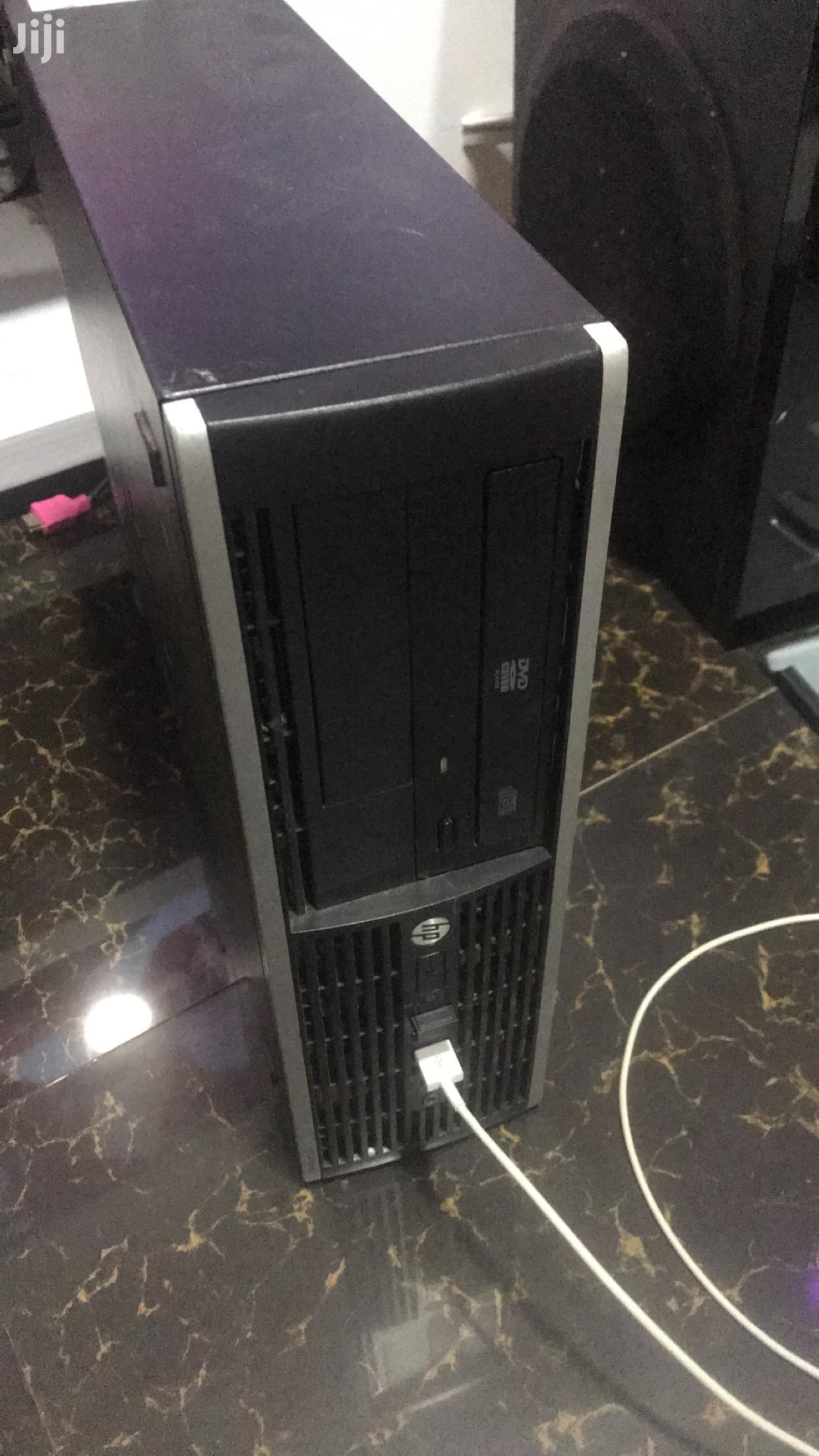 Desktop Computer HP 4GB Intel Core i5 HDD 250GB