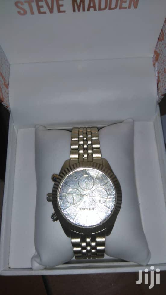 Steve Madden Ladies Gold Watch | Watches for sale in South Kaneshie, Greater Accra, Ghana