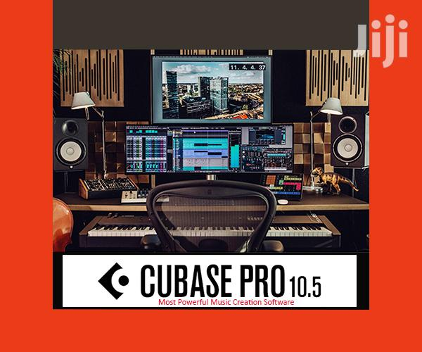 Cubase 10.5 Pro | Most Powerful Music Creation Software | Full Version