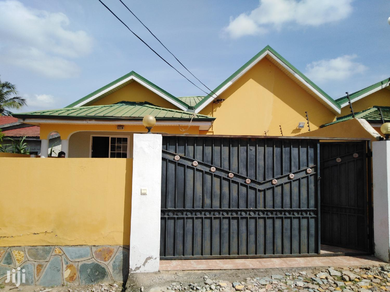 3 Bedroom House For Sale At Spintex Community 16 Is 600,000gh