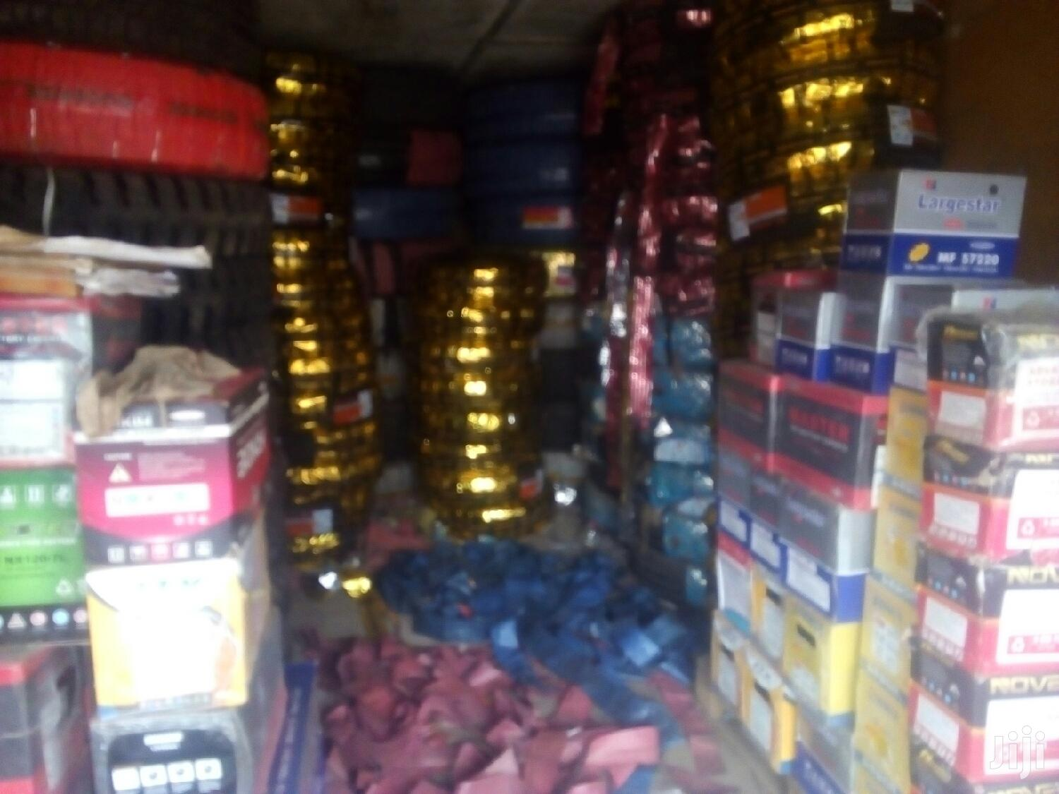 Archive: Tyres Brand New All Sizes