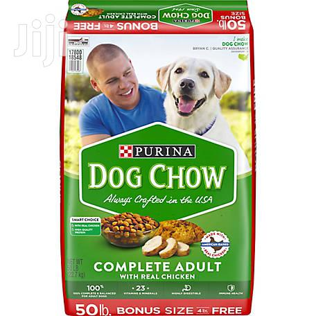 Archive: Dog Chow From The USA