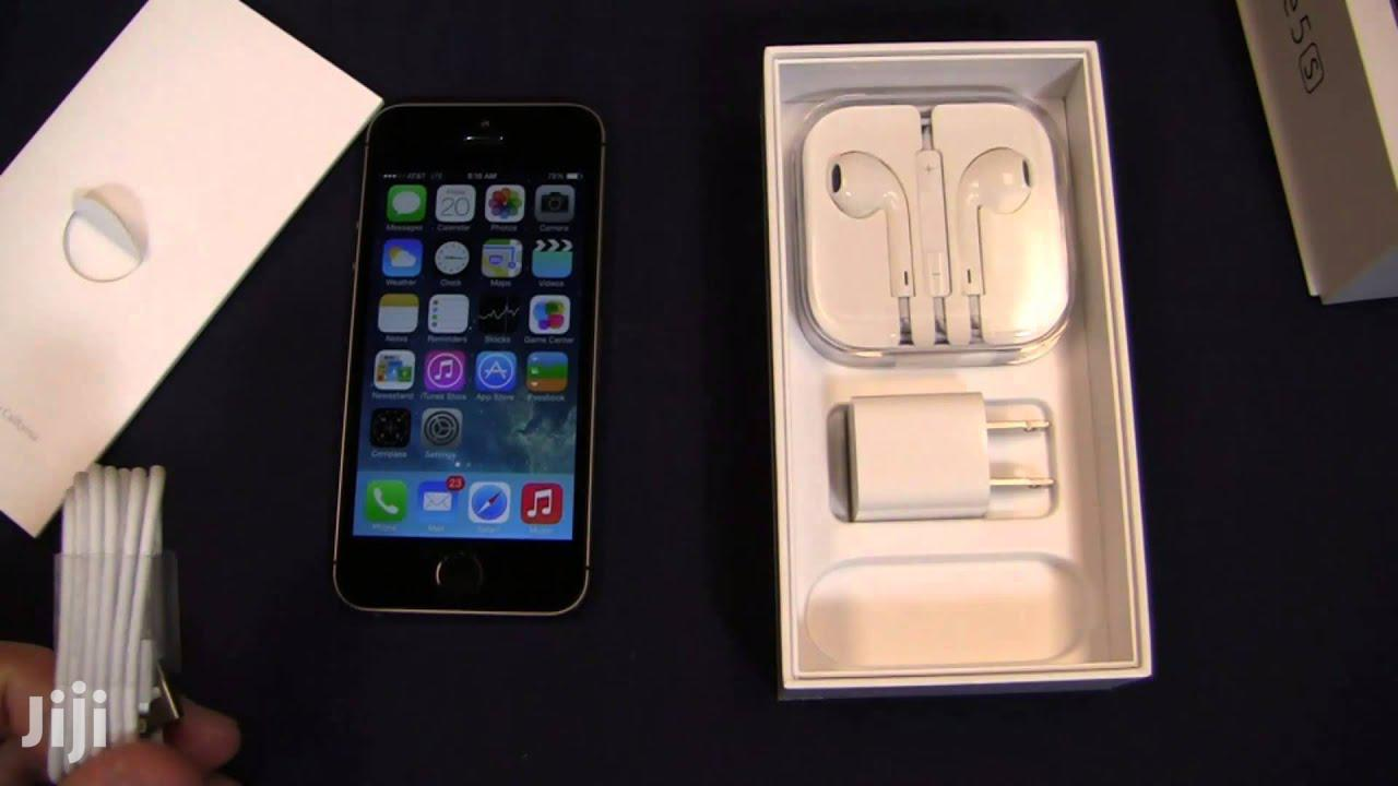 New Apple iPhone 5s 64 GB Gray | Mobile Phones for sale in East Legon, Greater Accra, Ghana