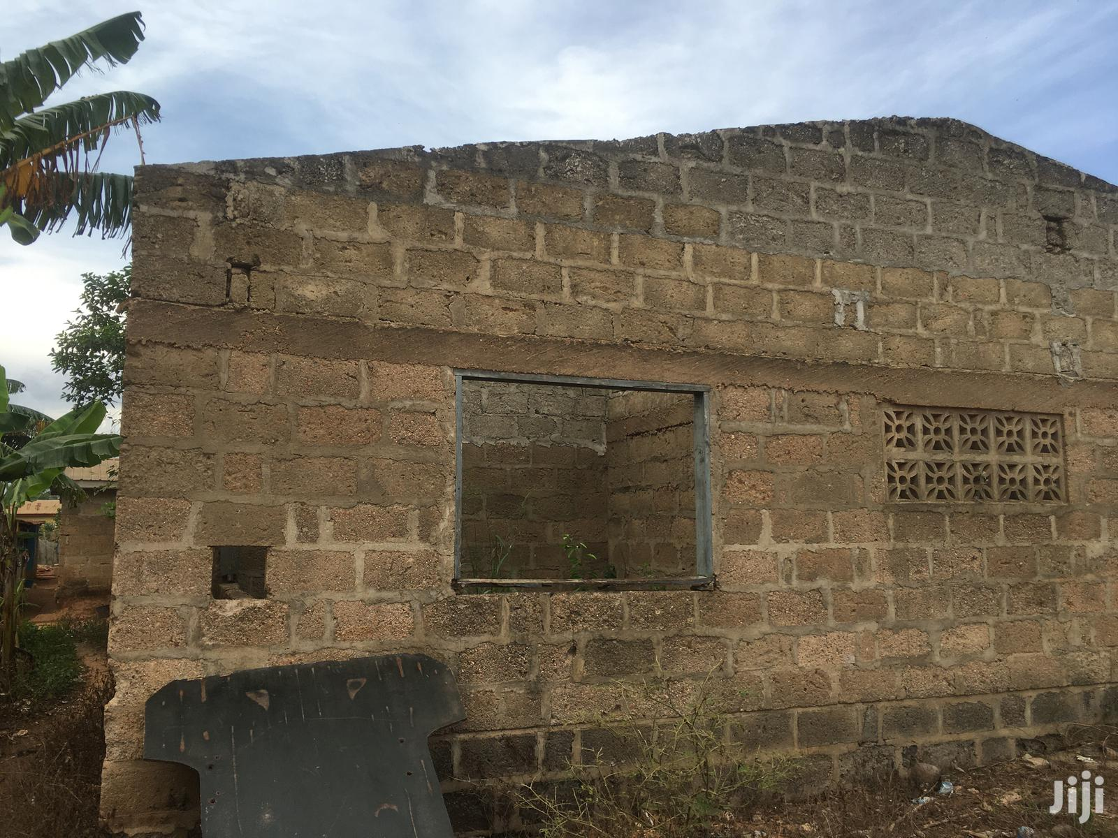 4 Bedroom Uncompleted For Sale