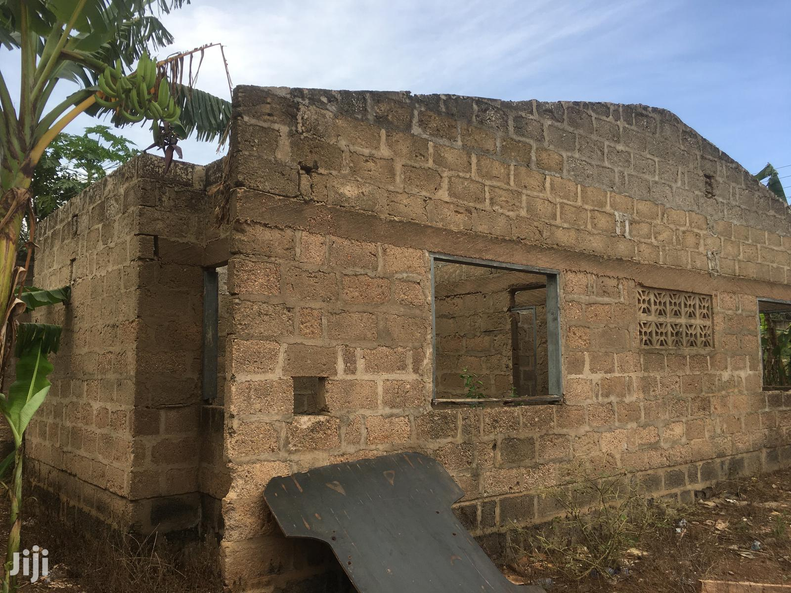 4 Bedroom Uncompleted For Sale | Houses & Apartments For Sale for sale in Agona West Municipal, Central Region, Ghana