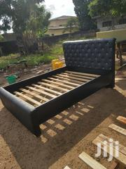 Italian Black Double Bed Frame 🛏 ❤ | Furniture for sale in Greater Accra, Kokomlemle