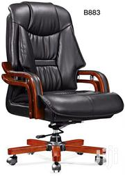 Leather Office Leather Chair | Furniture for sale in Greater Accra, North Kaneshie