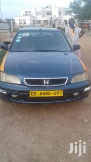 Honda Civic 1998 CX 2dr Hatchback Blue | Cars for sale in Greater Accra, Tema Metropolitan