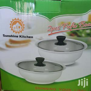 2 Set Fufu or Soup Bowls | Kitchen & Dining for sale in Greater Accra, Accra Metropolitan