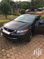 Honda Civic 2015 Black | Cars for sale in Central Region, Cape Coast Metropolitan