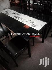 Six Chairs Glass Dining Table | Furniture for sale in Greater Accra, Adenta Municipal