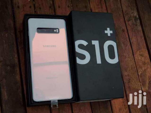New Samsung Galaxy S10 Plus 128 GB Black   Mobile Phones for sale in Cantonments, Greater Accra, Ghana